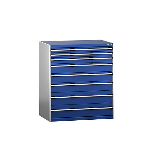 Cubio Drawer Cabinet 1050 x 750 x 1200mm