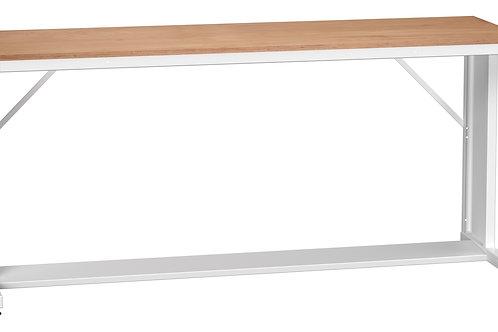 Verso Cantilever Bench Multiplex 2000 x 600 x 930mm