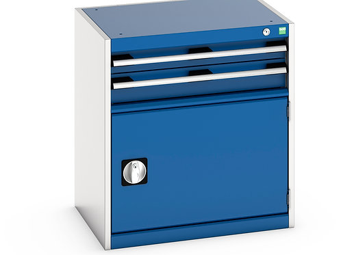 Cubio Drawer Cabinet 650 x 525 x 700mm