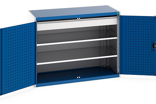 Cubio Cupboard 1300 x 650 x 1000mm
