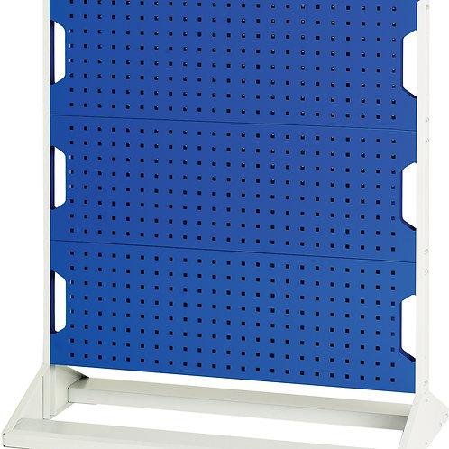 Perfo Panel Rack Single Sided 1000 x 550 x 1125mm