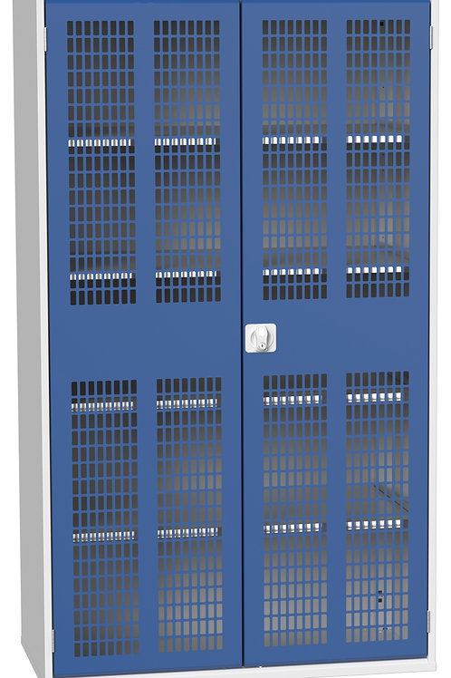 Verso Ventilated Door Cupboard 1300 x 550 x 2000mm