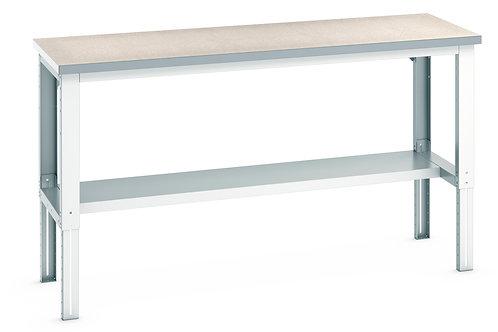 Cubio Framework Bench Adj Height (Lino) 2000 x 750 x 1140mm