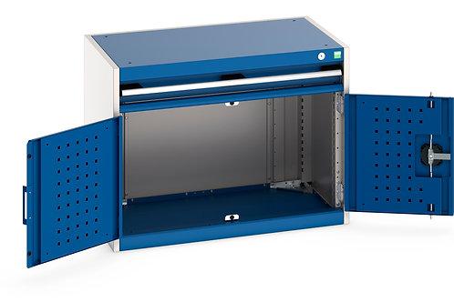 Cubio Drawer-Door Cabinet 800 x 525 x 600mm