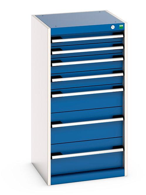 Cubio Drawer Cabinet 525 x 525 x 1000mm