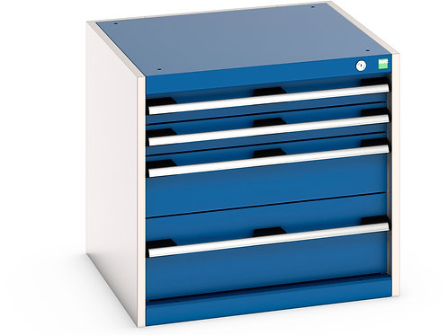 Cubio Drawer Cabinet 650 x 650 x 600mm