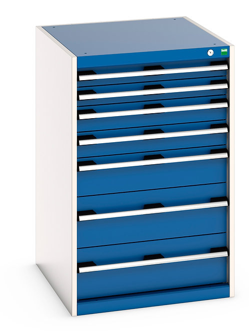 Cubio Drawer Cabinet 650 x 750 x 1000mm