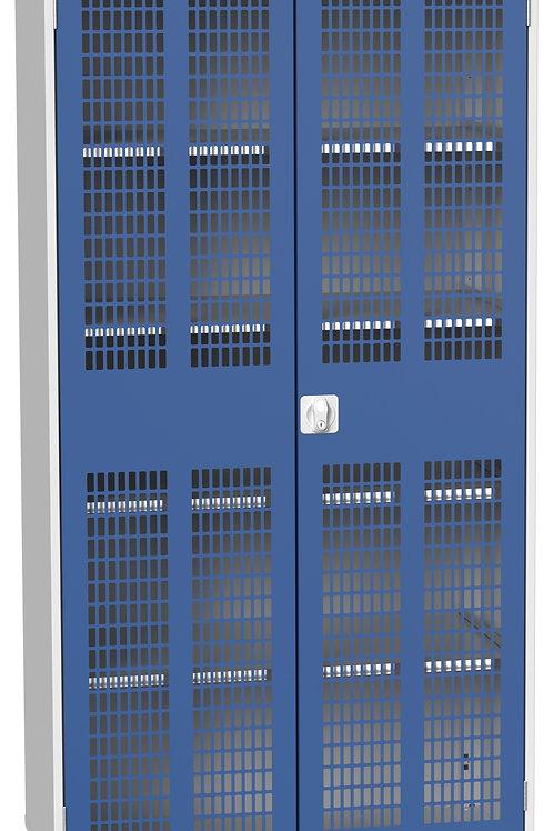 Verso Ventilated Door Cupboard 1050 x 550 x 2000mm