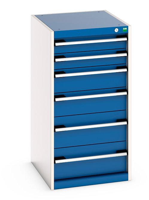 Cubio Drawer Cabinet 525 x 650 x 1000mm