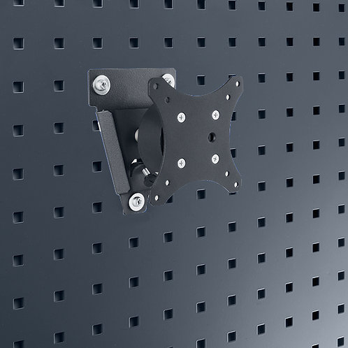 Perfo Monitor Holder Bracket 128 x 72 x 172mm