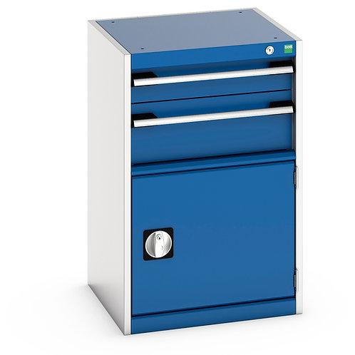 Cubio Drawer-Door Cabinet 525 x 525 x 800mm