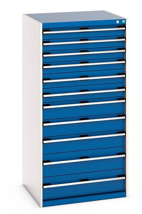 Cubio Drawer Cabinet 800 x 750 x 1600mm