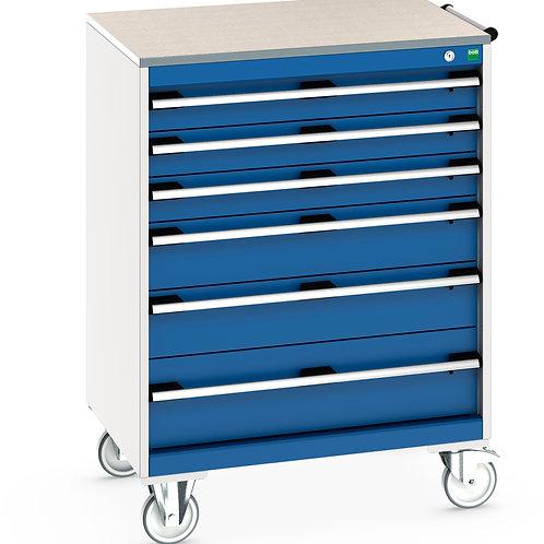 Cubio Mobile Cabinet 800 x 650 x 1090mm