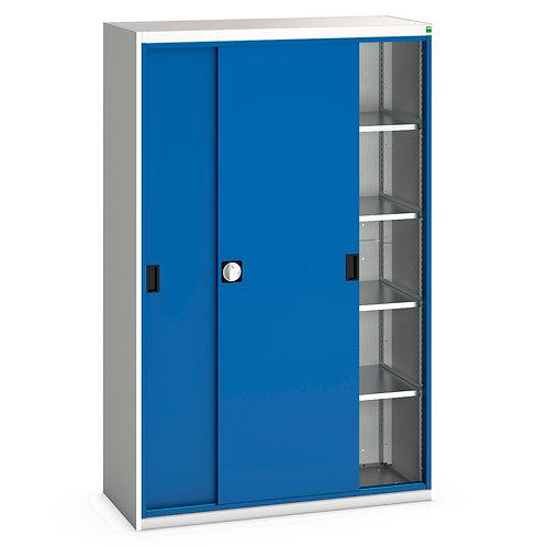 Verso Sliding Door Cupboard 1300 x 550 x 2000mm