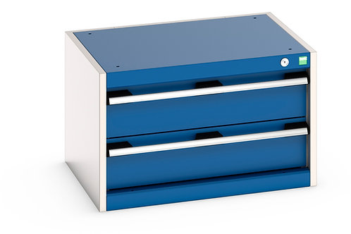 Cubio Drawer Cabinet 650 x 525 x 400mm