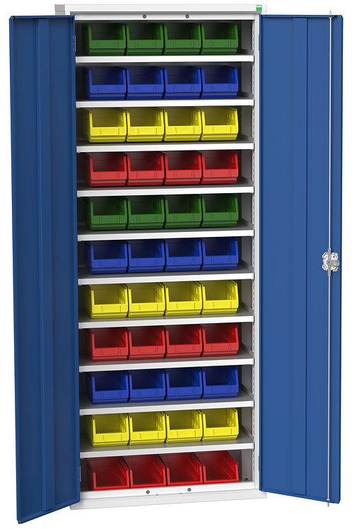 Verso Bin Cupboard 800 x 350 x 2000mm