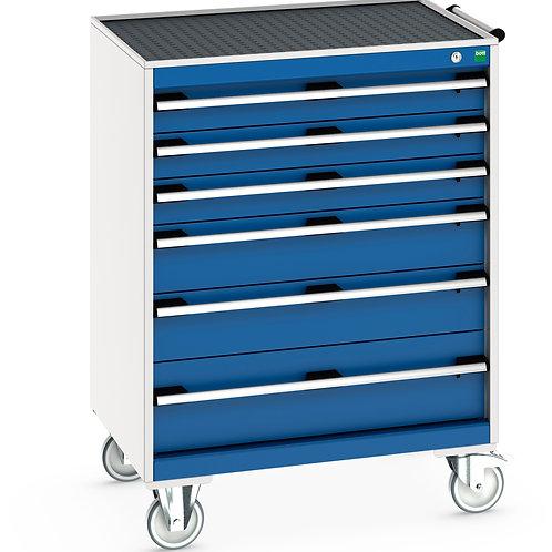 Cubio Mobile Cabinet 800 x 650 x 1085mm