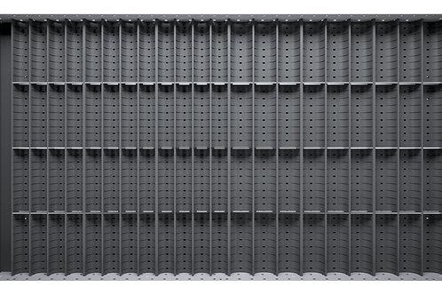 Cubio Trough Block Divider Kit 84 Compartment 925 x 525 x 28mm