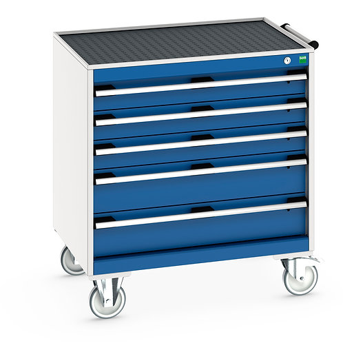 Cubio Mobile Cabinet 800 x 650 x 885mm