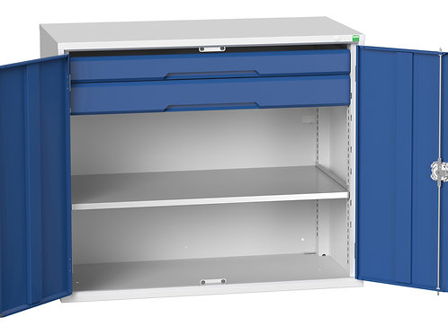 Verso Kitted Cupboard 1300 x 550 x 1000mm