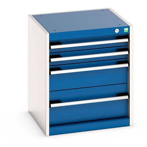 Cubio Drawer Cabinet 525 x 525 x 600mm