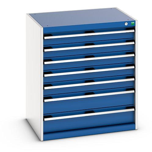 Cubio Drawer Cabinet 800 x 650 x 900mm