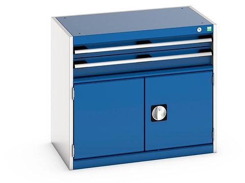Cubio Drawer-Door Cabinet 800 x 525 x 700mm