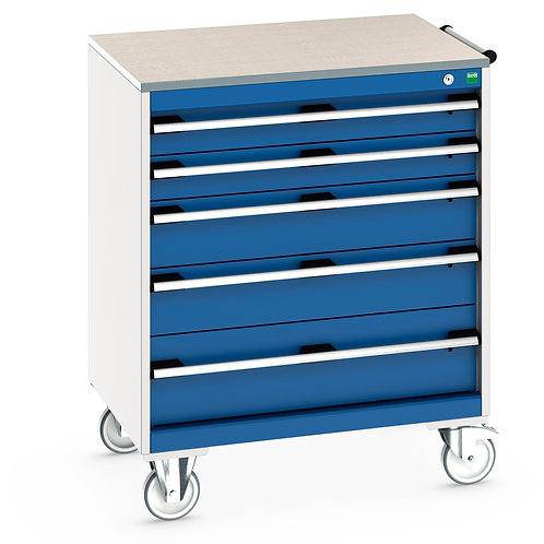 Cubio Mobile Cabinet 800 x 650 x 990mm
