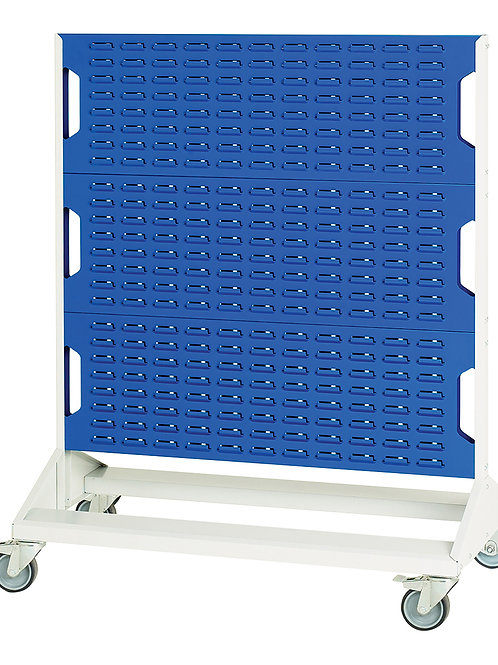 Louvre Panel Trolley Double Sided 1000 x 550 x 1250mm