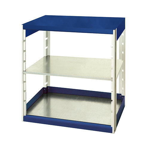 Cubio Shelving Bay 800 x 525 x 1000mm