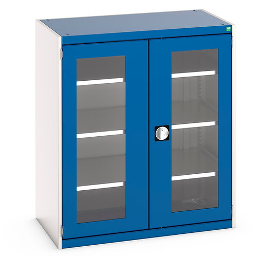 Cubio Cupboard 1050 x 650 x 1200mm