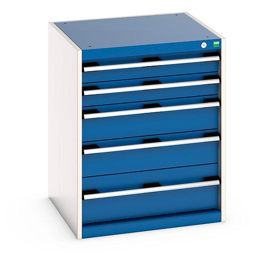 Cubio Drawer Cabinet 650 x 650 x 800mm