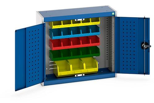 Cubio Wall Panel Cupboard 800 x 325 x 700mm
