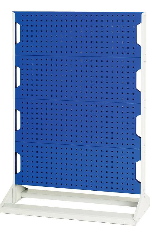 Perfo Panel Rack Single Sided 1000 x 550 x 1450mm