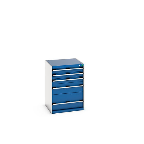 Cubio Drawer Cabinet 650 x 650 x 900mm