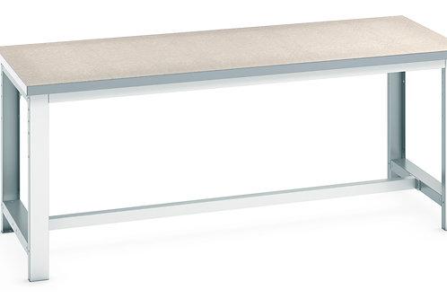 Cubio Framework Bench (Lino) 2000 x 900 x 840mm