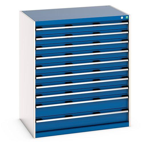 Cubio Drawer Cabinet 1050 x 750 x 1200mm