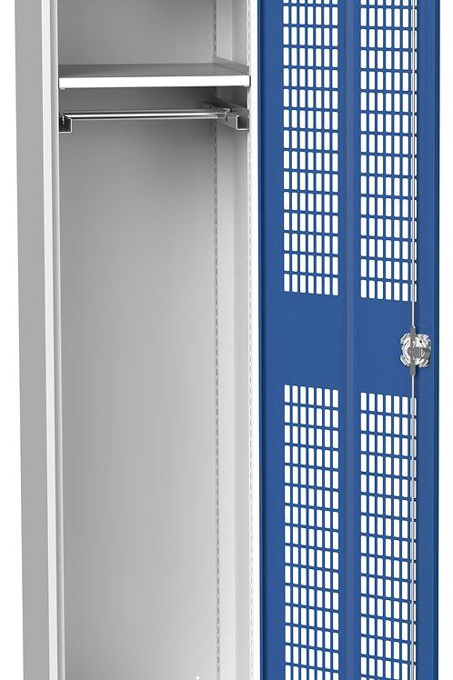 Verso Ventilated Door Kitted Cupboard 525 x 550 x 2000mm