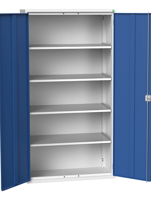 Verso Shelf Cupboard 1050 x 550 x 2000mm
