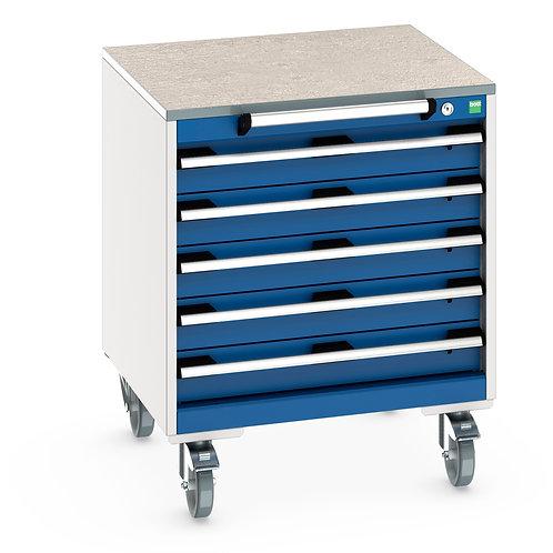 Cubio Mobile Cabinet 650 x 650 x 790mm