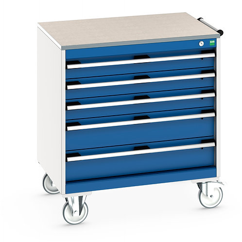Cubio Mobile Cabinet 800 x 650 x 890mm