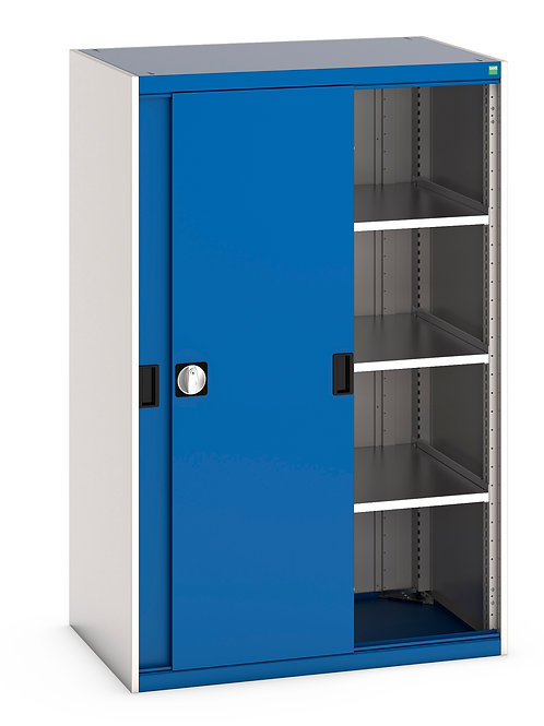 Cubio Cupboard 1050 x 650 x 1600mm