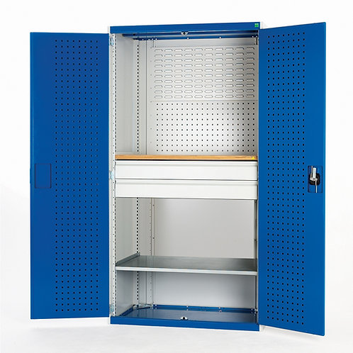 Cubio Cupboard 1300 x 650 x 2000mm