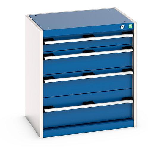 Cubio Drawer Cabinet 650 x 525 x 700mm