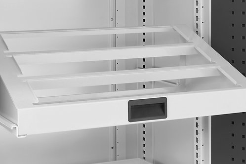 Cubio CNC Sliding Shelf Frame 925 x 400 x 220mm
