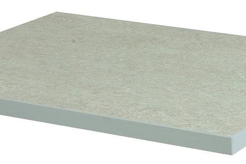 Cubio Lino Worktop 650 x 750 x 40mm