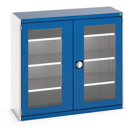 Cubio Cupboard 1300 x 525 x 1200mm