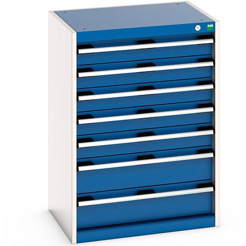 Cubio Drawer Cabinet 650 x 525 x 900mm