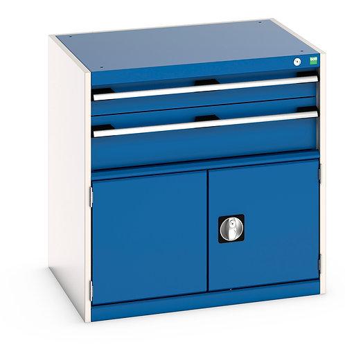 Cubio Drawer Cabinet 800 x 650 x 800mm