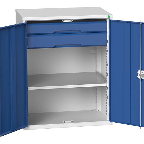 Verso Kitted Cupboard 800 x 550 x 1000mm